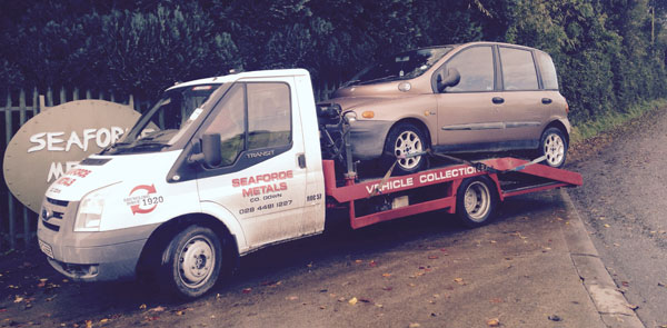 Car & Van Collection Service